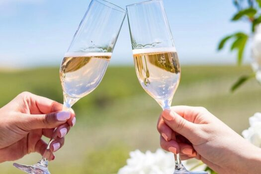 The Best Sparkling Wineries to Visit in California