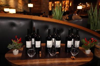 Blackbird Vineyards Winemaker Dinner at Charlie Palmer Steak Napa