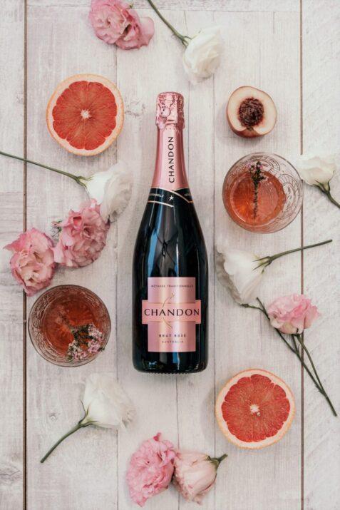 California Rosé Sparkling Wines