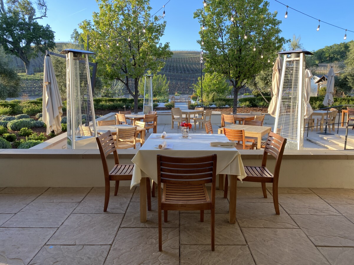 Justin Winery: 6 Course Restaurant Dinner