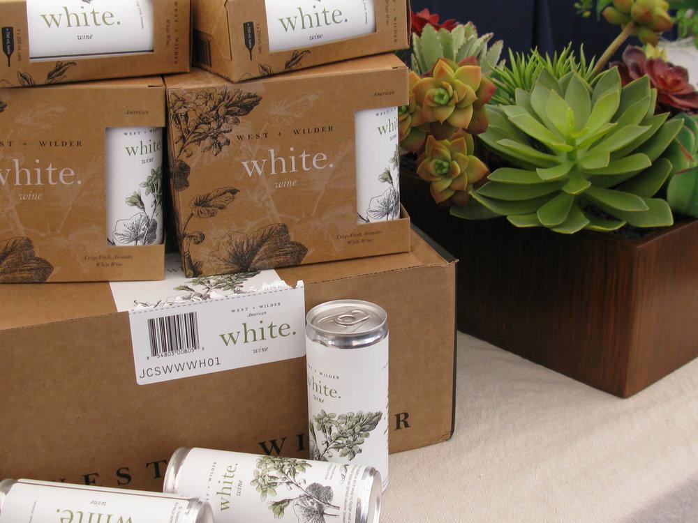 West + Wilder Wine