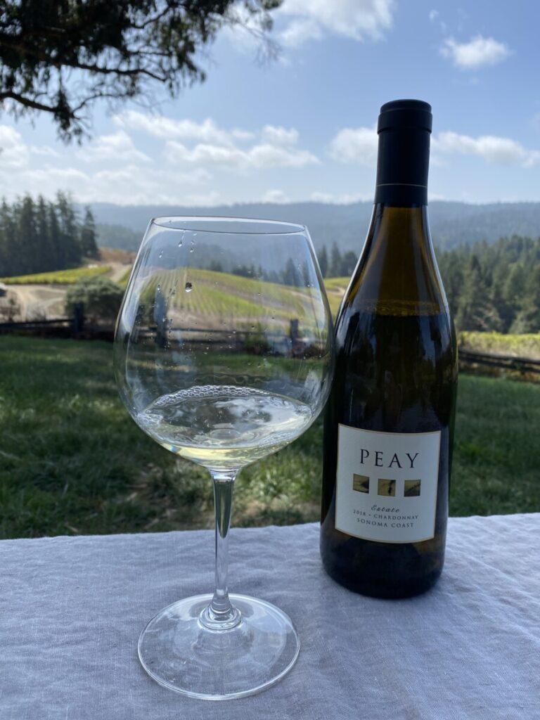 Peay Vineyards A Spectacular Sonoma Coast Winery