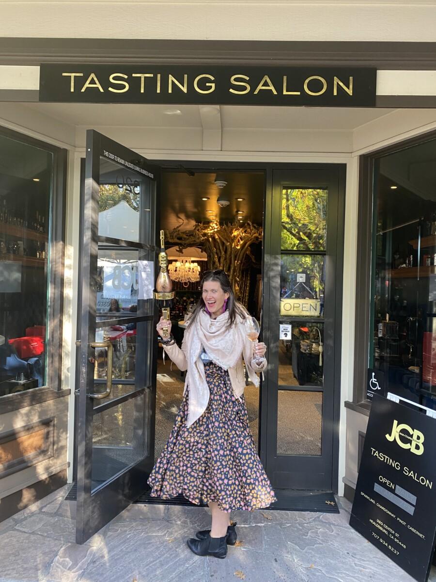 JCB Tasting Salon Healdsburg