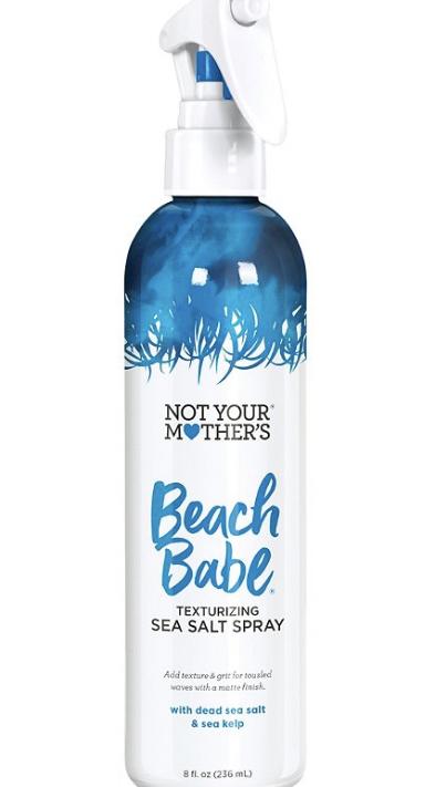 Not Your Mother's Beach Babe Sea Salt Spray