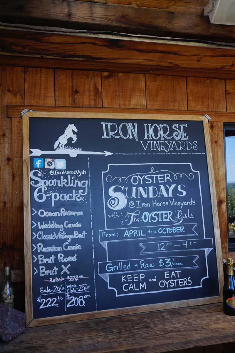 Iron Horse Vineyards