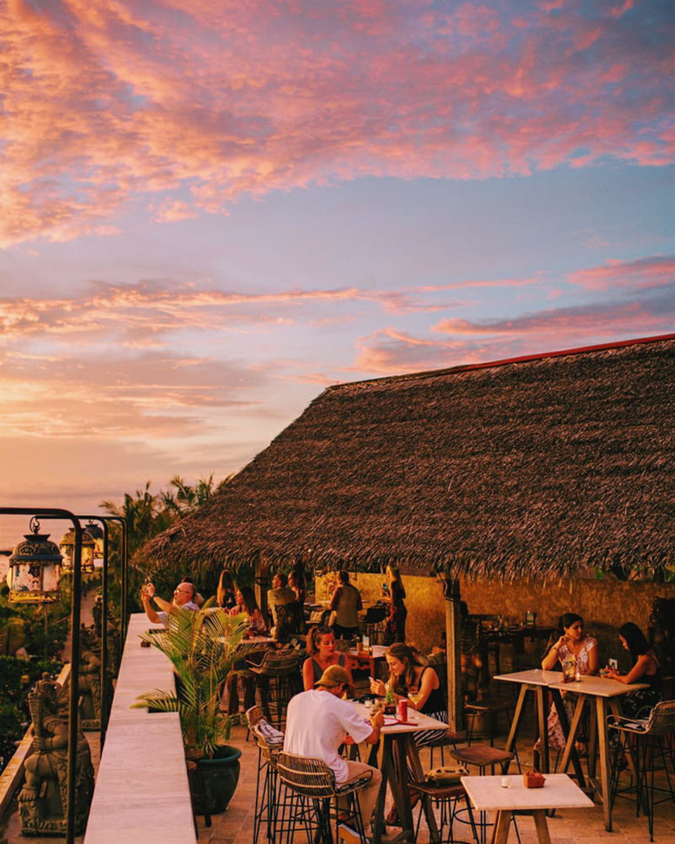 JI Restaurant Canggu Bali