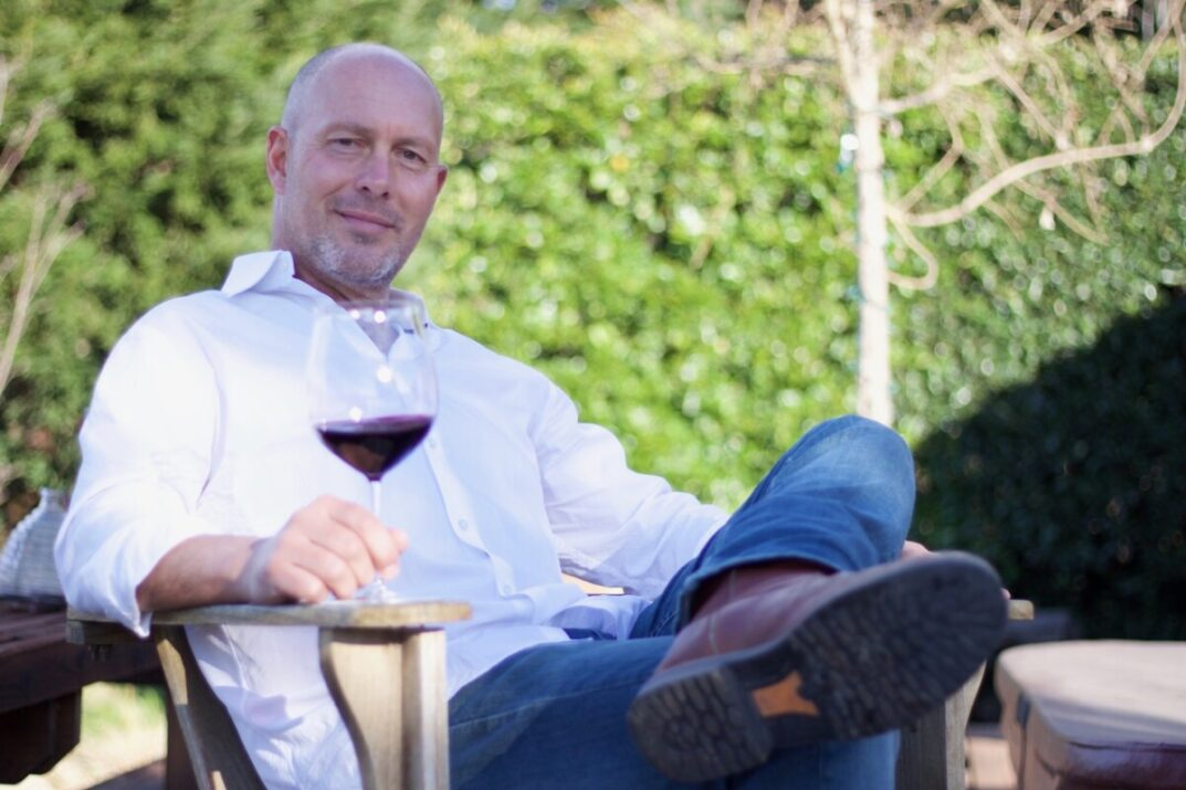 Winemaker James MacPhail