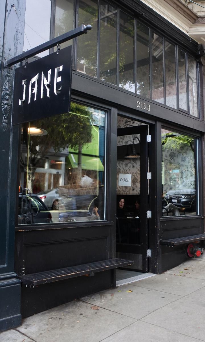 Jane Cafe on Fillmore