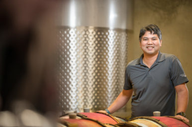 Interview with Winemaker Jeff Mangahas of Williams Selyem Winery