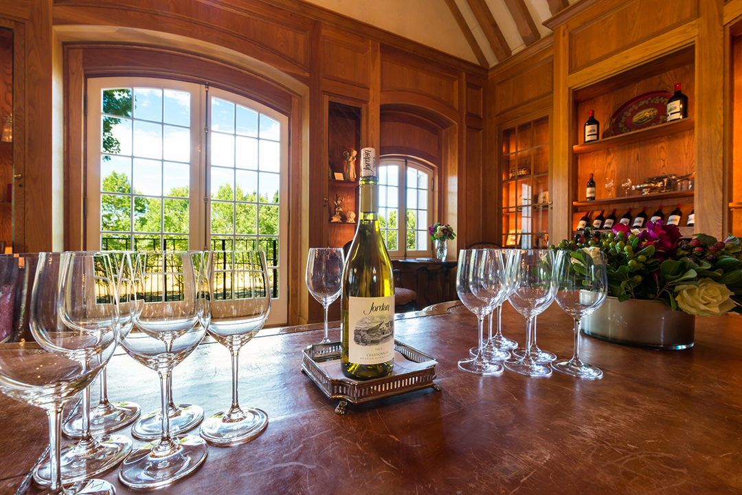 Jordan Winery Healdsburg