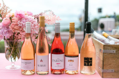 World of Pinot Noir 2020 Rosé Lawn Party