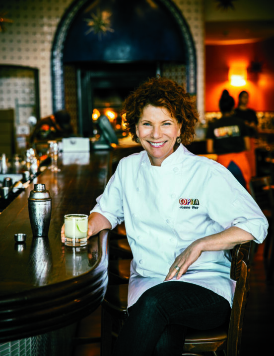 Interview with Chef Joanne Weir of Copita Tequileria y Comida