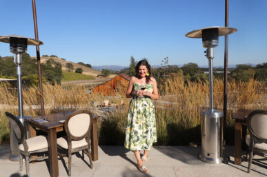Another Delicious & Gorgeous Visit to Kistler Vineyards