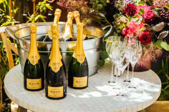 The Assembly San Francisco's Krug Champagne Tasting