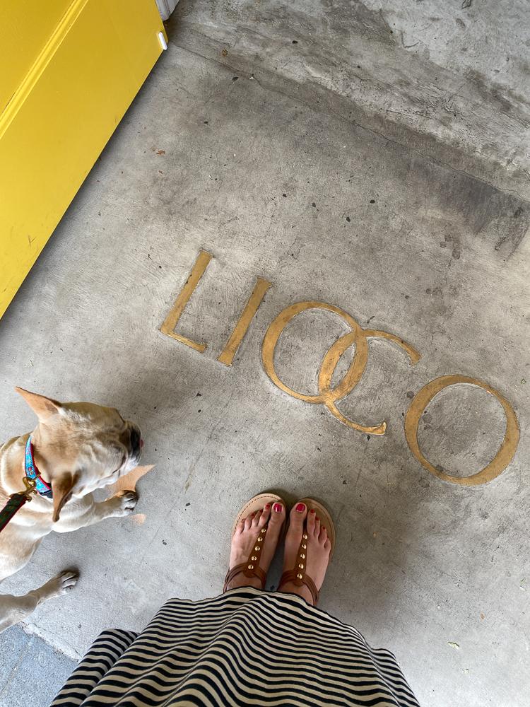 LIOCO Wine Tasting Room