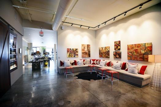 La Crema's Healdsburg Tasting Lounge