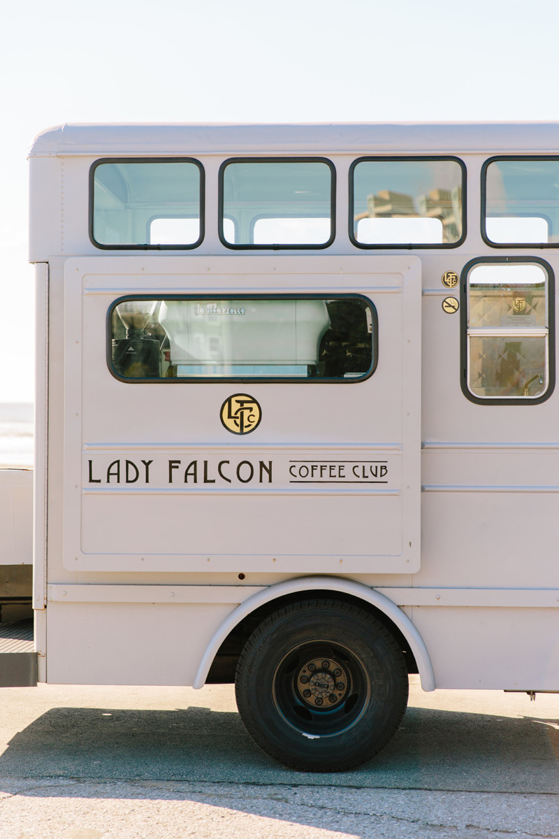 Lady Falcon Coffee Club