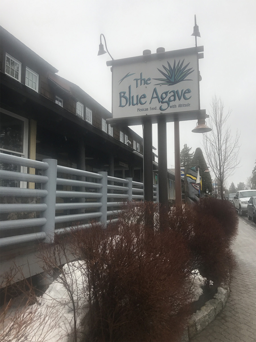 Blue Agave Tahoe City