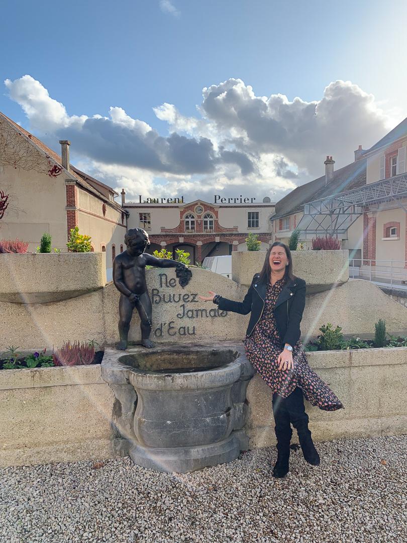 Maison Laurent Perrier