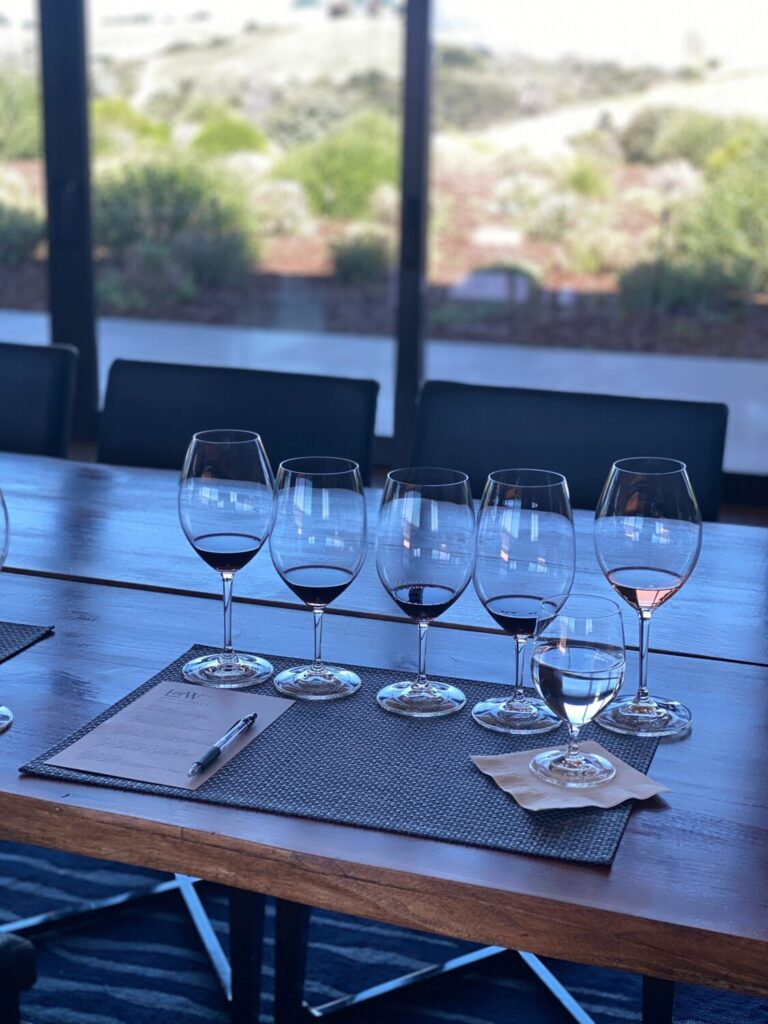 Paso Robles Luxe Wineries