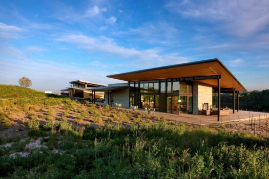 The Stunning Law Estate Wines Winery