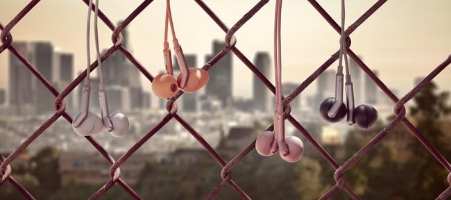 Libratone headphones