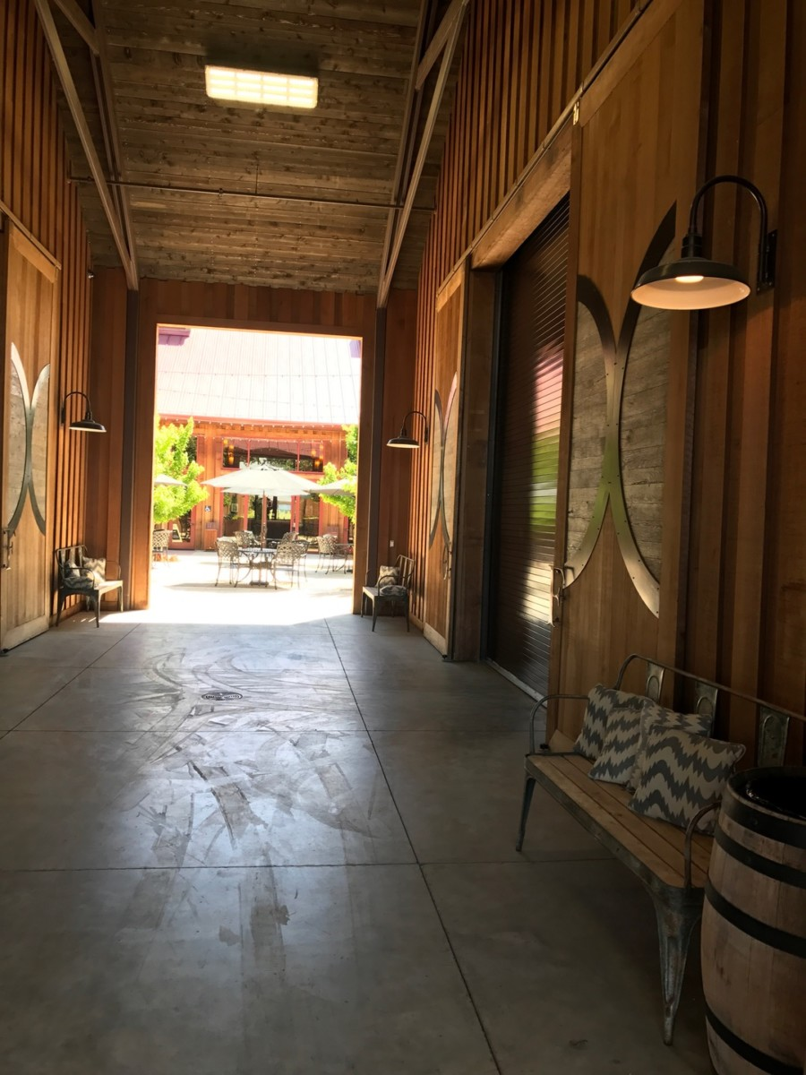 Lodi Wine country