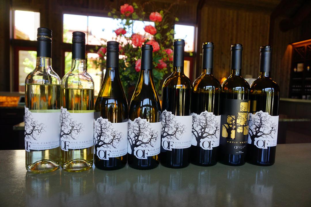 Oak Farm Vineyards Lodi