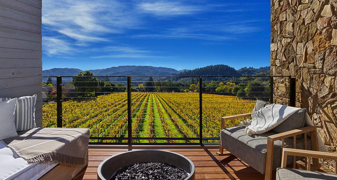 Napa Valley Hotels >> Las Alcobas A Luxury Napa Valley Hotel I Adore The
