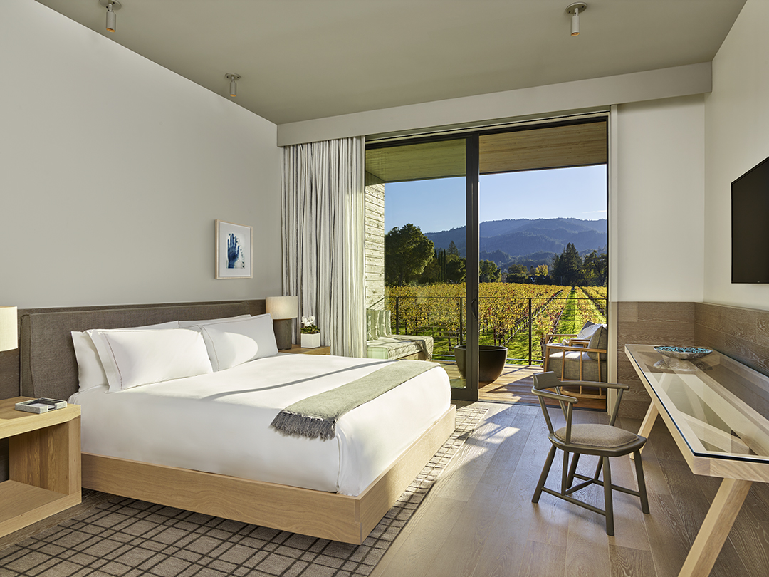 California Wine Country Hotels