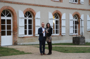 Maison Dom Perignon Tasting with Winemaker Nicholas Lane