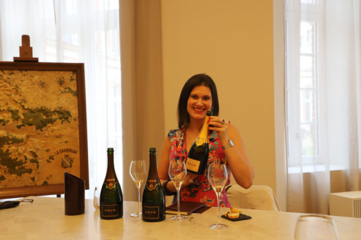 The Fabulous Krug Cellar Tour & Tasting in Reims, France