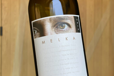 Melka Estates Winery Visit & Tasting with Cherie Melka