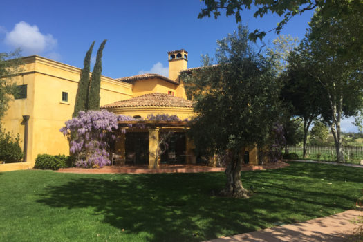 Melville Winery and their fabulous 2016 Fall Harvest BBQ
