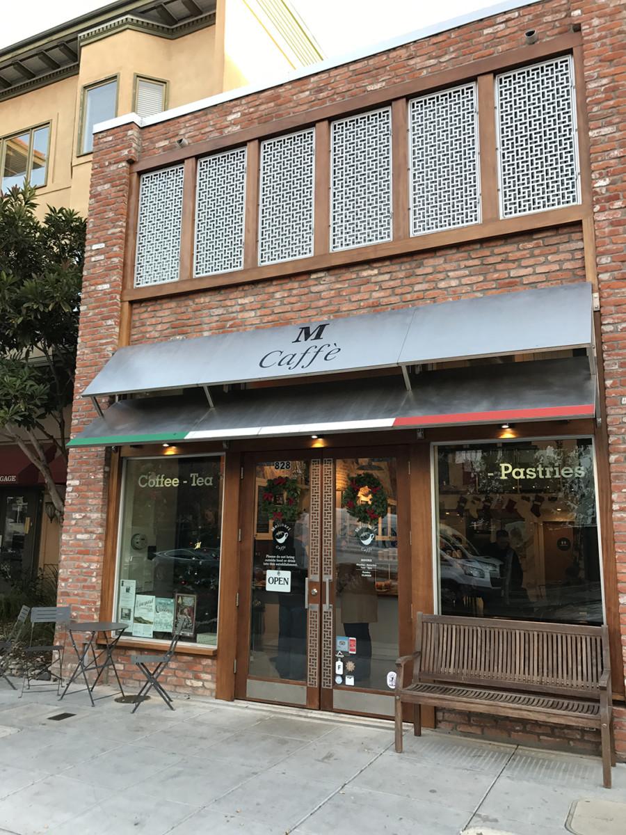 Molinari Cafe Napa