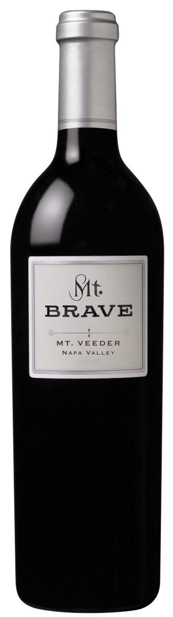 Mt. Brave Merlot Mt. Veeder
