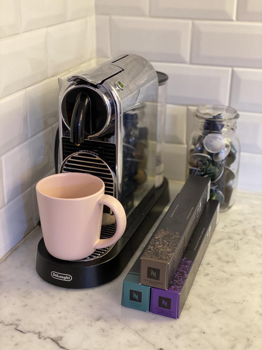 N'Espresso & Year & Day Mug