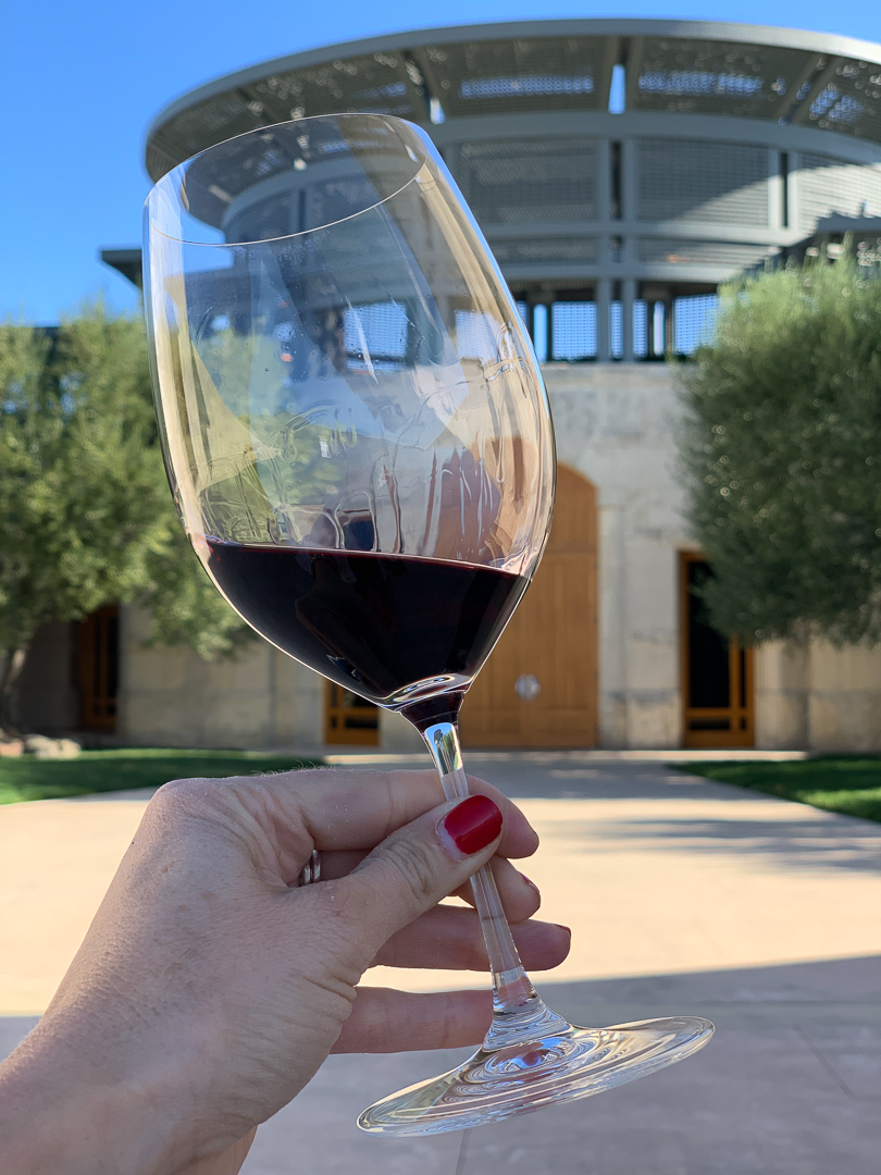 Opus One Winery Napa Valley