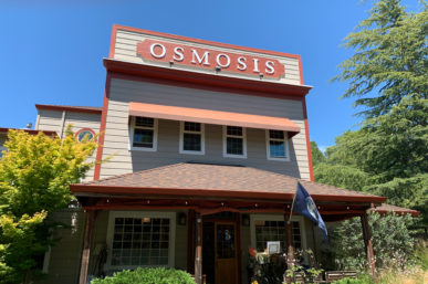 My Afternoon at Osmosis Day Spa Sanctuary in Occidental