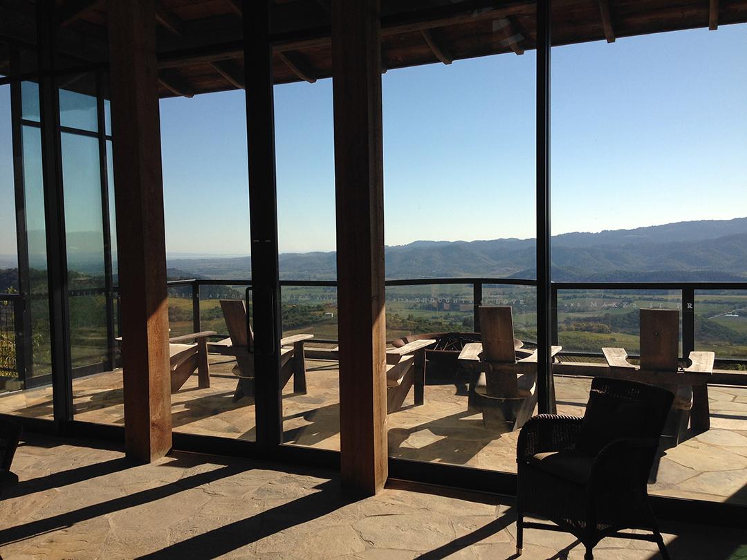 Ovid WInery Napa Valley