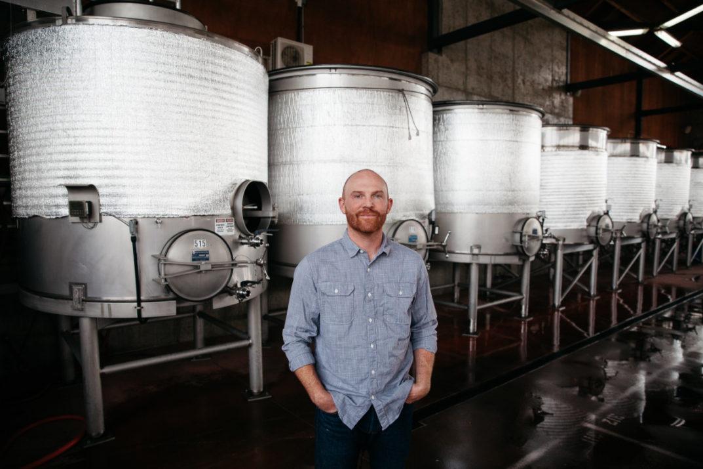 Winemaker Shane Moore