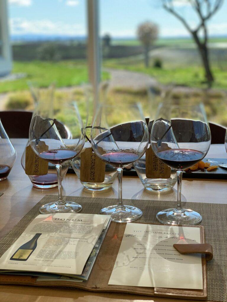 Carneros Wineries