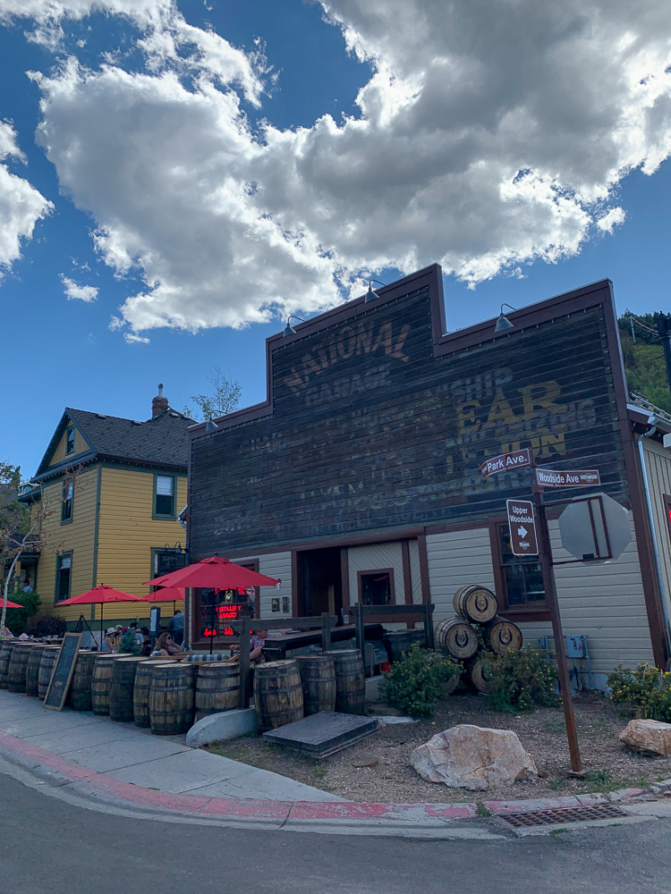 High West Distillery Park City