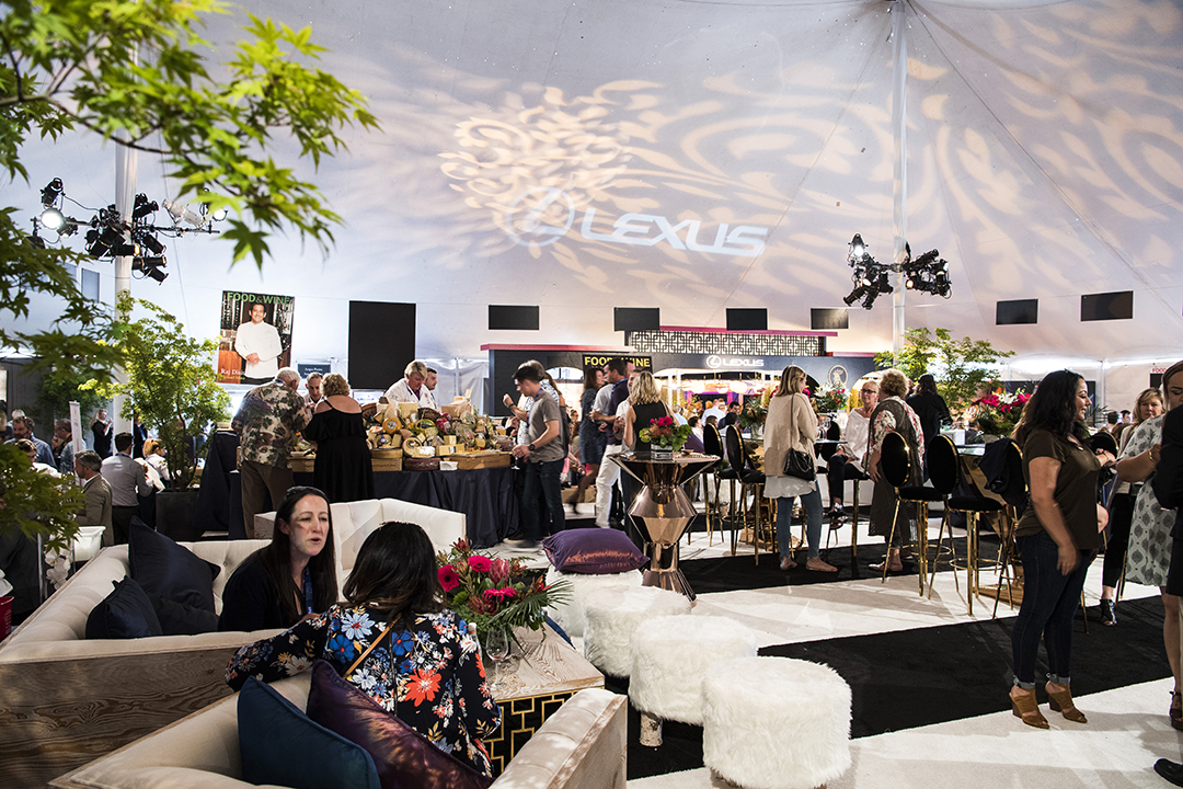 Pebble Beach Food & Wine 2018