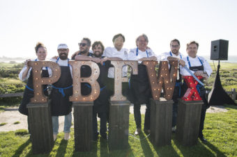 The Upcoming Pebble Beach Food & Wine Culinary Weekend