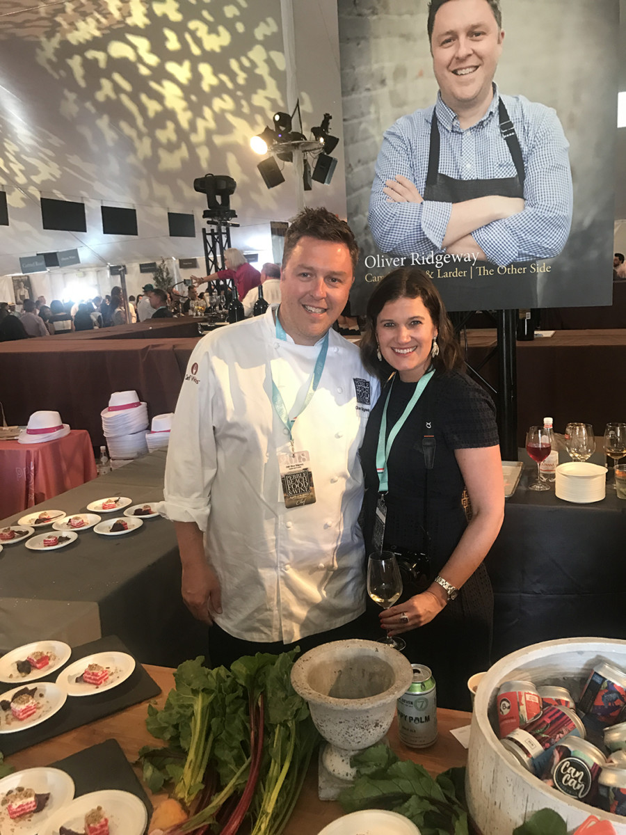 Pebble Beach Food & Wine Grand Tasting