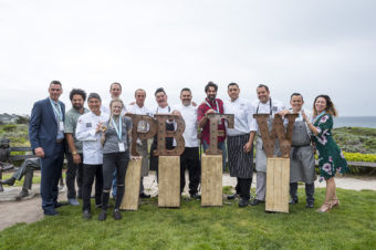 Pebble Beach Food & Wine's Aloha Historic Hawaii Lunch