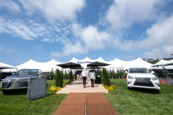 Pebble Beach Food & Wine's 2018 Grand Tasting's