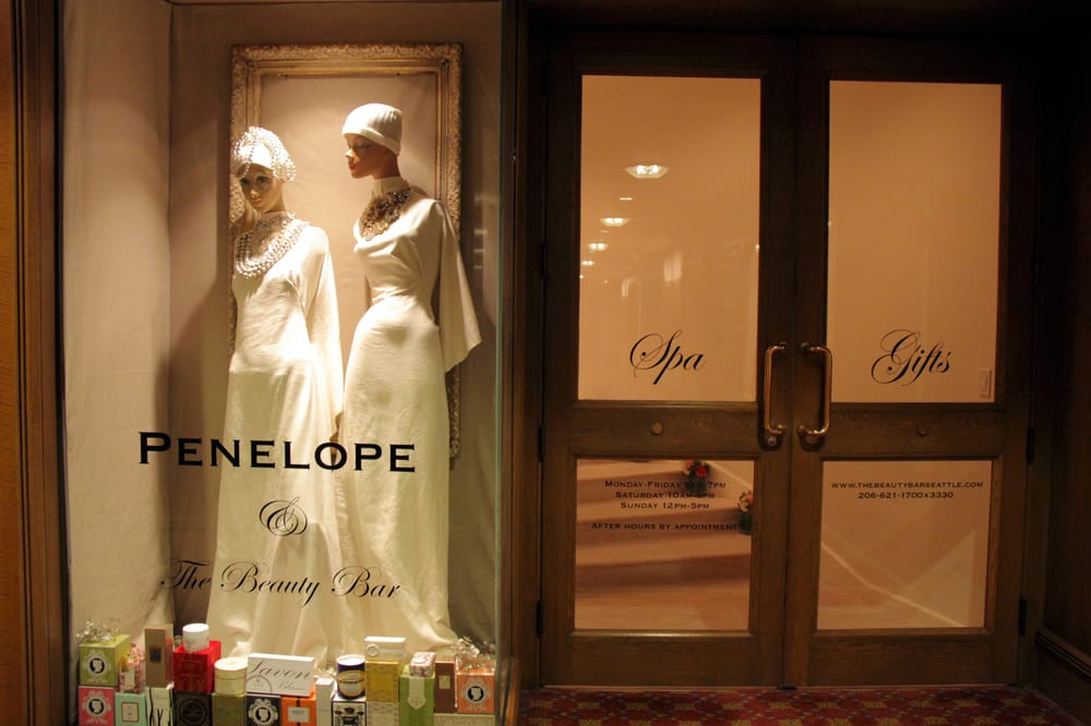 Penelope Spa Fairmont Olympic Hotel