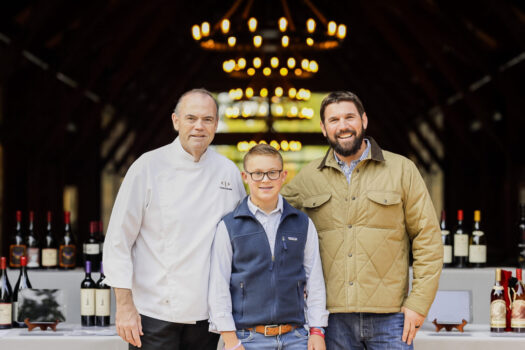 Chef Charlie Palmer & Vintner Clay Mauritson's Project Zin 2021 Event